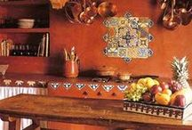 KITCHEN IDEAS / WONDERFUL IDEAS FOR THE KITCHEN / by Janice Daniell