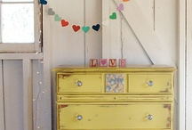 I'm Bringing Yellow Back / by Sarah @ Cozy.Cottage.Cute.