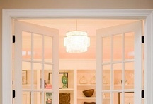 Interior Doors and Windows / by Sarah @ Cozy.Cottage.Cute.