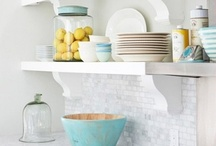 Open Shelving / by Sarah @ Cozy.Cottage.Cute.