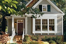 Curb Appeal / by Sarah @ Cozy.Cottage.Cute.