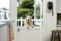 Dutch Doors / by Sarah @ Cozy.Cottage.Cute.