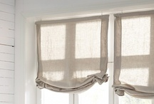 Window Treatments / by Sarah @ Cozy.Cottage.Cute.