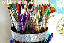 Organization Please.... / by Viviana Mares
