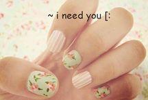 Nail....love this color! / by Viviana Mares