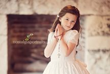 Paola's First Holy Communion ideas / by Viviana Mares
