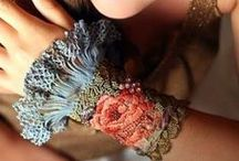 Embroidered Cuff / by Anne Davies