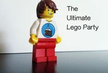 Lego Party / by Gina Reed