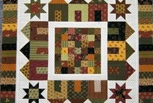 quilty stuff / by Kim Paventy