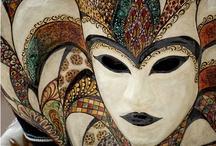 A Masquerade Ball / by Dawn Neighbors