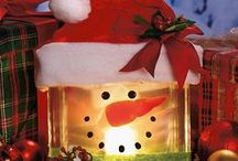 Christmas Crafts / by Patricia Cramer