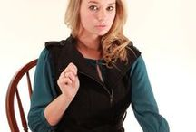 the winter / baby it's cold outside / by Calypso Boutique