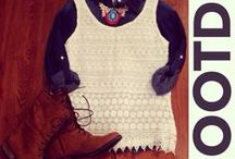 the street style board / by Calypso Boutique
