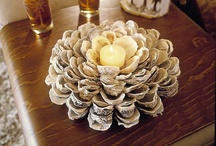 Fun Beach Crafts / Great Beach Crafts to do on vacation or at home for memories of your time spent by the beach / by Lighthouse Inn