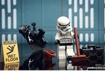 Star Wars Lego Style / by Jeff Davidson