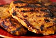 Grilling and BBQ Recipes / Go, go grillers! See easy grilling recipes and ideas for making the best burgers, ribs, bbq chicken, and grilled fish.  / by Allrecipes