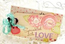 Scrapbooking > Tags / by Tracie Alger