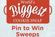 World's Biggest Cookie Swap / by Allrecipes