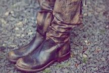 Footwear / by Erin Netz