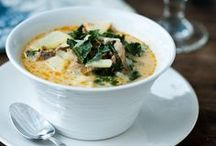 Soups and Stews  / by Alison Lund