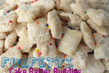Food: Party & Finger Food / by Lisa Marshall
