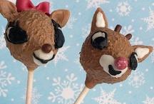 Food: Christmas & Winter Fun Foods / by Lisa Marshall