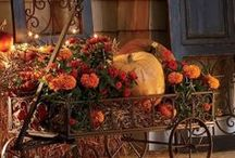 Fall Decorating Ideas / by Sharon Baird