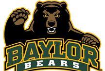 Baylor Bears / by Lena Perez