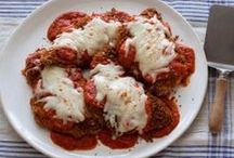 Best Italian Recipes / Food lovers go crazy for Italian, where simple dishes, high-quality ingredients and lots of passion rule the table. From pizza and pasta to sauces and sides, enjoy our favorite Italian recipes. / by Cooking Channel