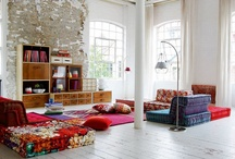 Living Room Spaces / by Shannon Foster-Boline Real Estate Professional
