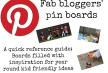 Fab bloggers' pin boards / This board features links to all the KBN members' pin boards.  Please do not pin posts here.  Just pin a button with a link to your pin board.  / by Happy Hooligans