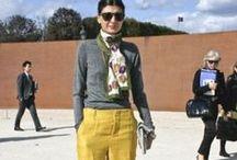 Giovanna Battaglia Style / by Keri Hogue