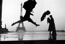 One day, I will go to Paris. / I never thought that I would want to go . . . such a cliche.  But now, I dream of Paris . . . especially winter in Paris. / by Hillery Crawford
