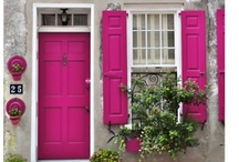 home inspirations - exterior / by Hillery Crawford