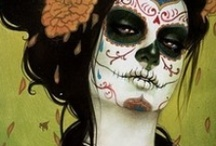 Day of the Dead . . . a Celebration of Life & Memory / by Hillery Crawford