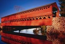 Covered Bridges / by Rita Harris