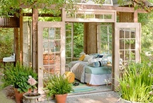 outdoor spaces / by Hillery Crawford