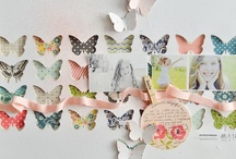 scrapping & paper crafts / by Hillery Crawford