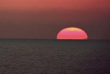Sunsets And Orange Skies / by Dzifa Ababio