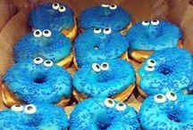 Donuts, Donuts,Donuts / by Samantha Saacks