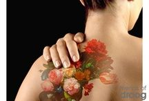 PRETTY TATTOOS / Tattoos that I would love to combine into my own special tattoo! / by LANA RED STUDIO