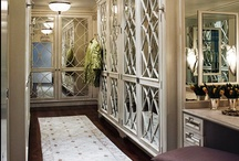 GREAT CLOSETS AND DRESSING ROOMS / by Liisa Kuittinen-Peer