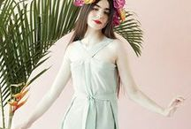 SPRING TRENDS / Be inspired and find the new spring trends here! / by LANA RED STUDIO