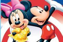 Disney Fan / by Emily Saunders