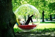 Outdoorsy / Outside, by the pool or on a swing / by Asmaa Zoumhane