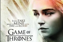 Game Of Ice & Fire / All things Game of Thrones and Song Of Ice And Fire / by Asmaa Zoumhane