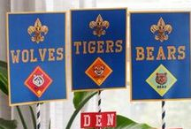 Cub Scouts / by Erika Becht