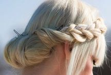 hair / by Kira Josephson