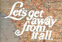 let's go here / travel lust / by Hilary Baril