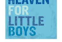 ♡Boys♡ / Because I have 2 sons (and 2 nephews), stuff only for boys! / by Bij Saab